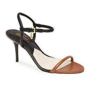 MICHAEL Michael Kors Carlene Naked Strappy Sandals